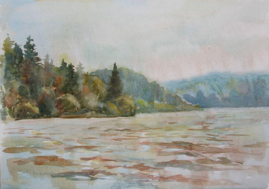 Омутнинский пруд