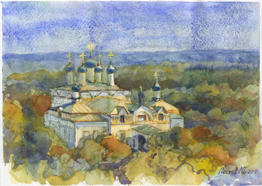 Слободской - Собор Екатерины Великомученицы