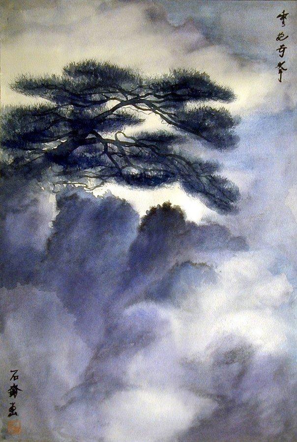 Горы китая