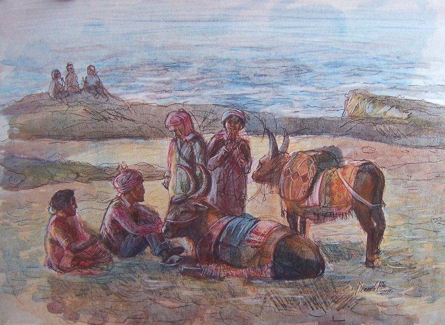 На берегах Индии